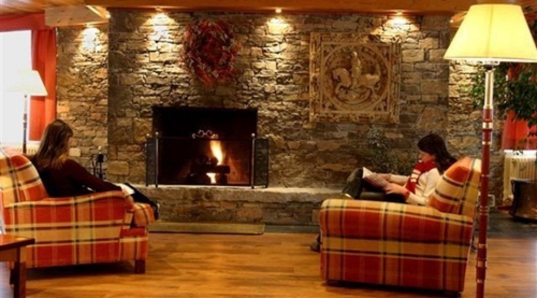 hotel pie pista baqueira beret Tuc Blanc zonas comunes