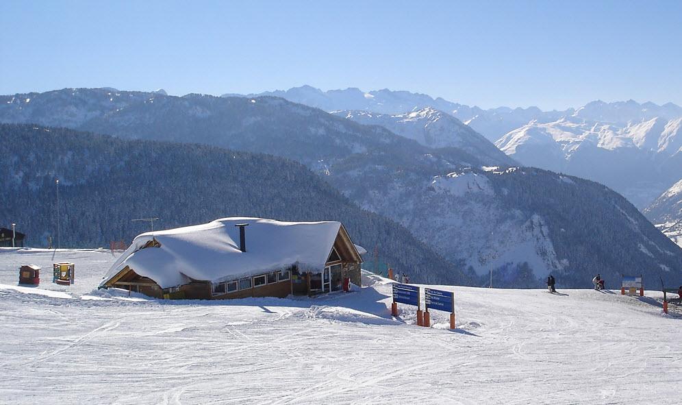 Las 5 estaciones de esquí donde encontrarás muy poca gente