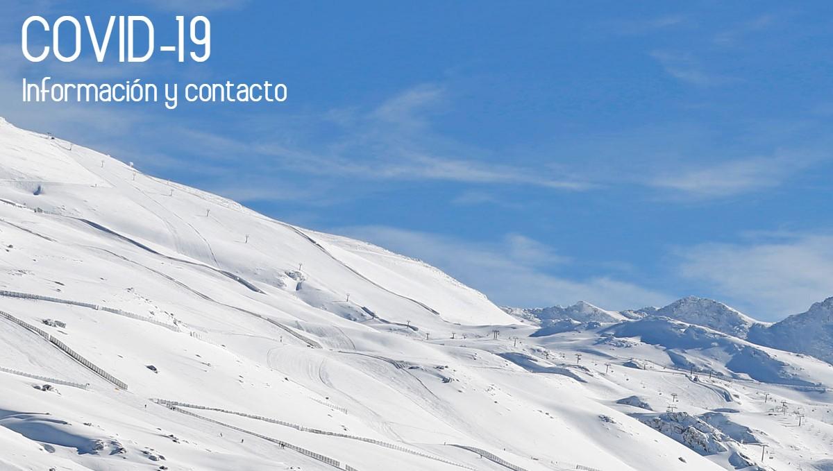 El coronavirus detiene la temporada de esquí 2020