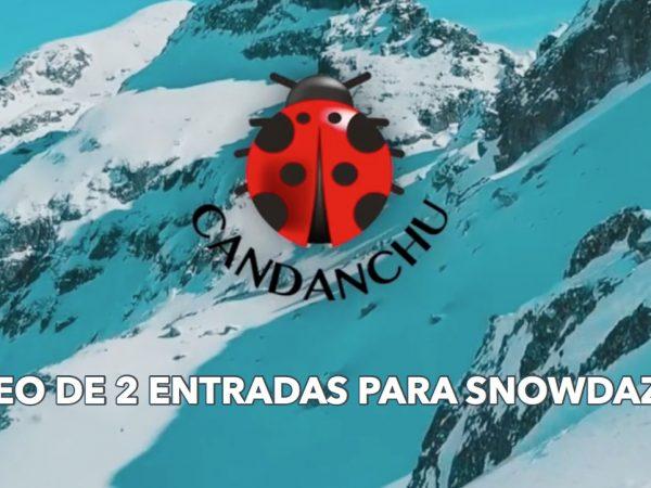 Sorteo Snowdazefest Candanchú