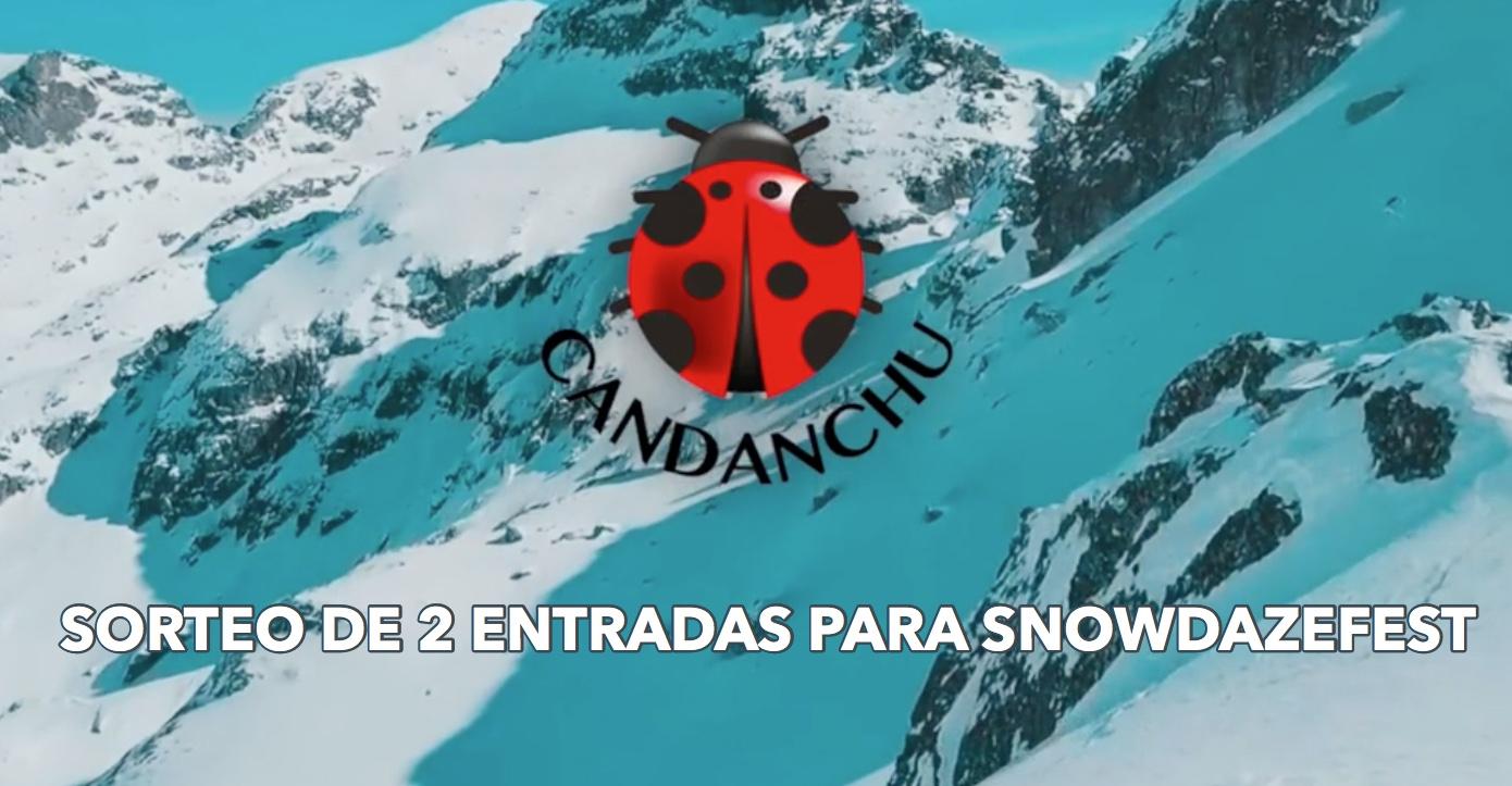 Sorteo de 2 entradas para el festival de música electrónica en Candanchú