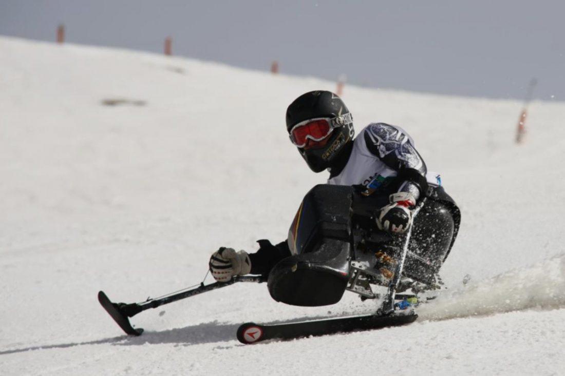 esqui adaptado