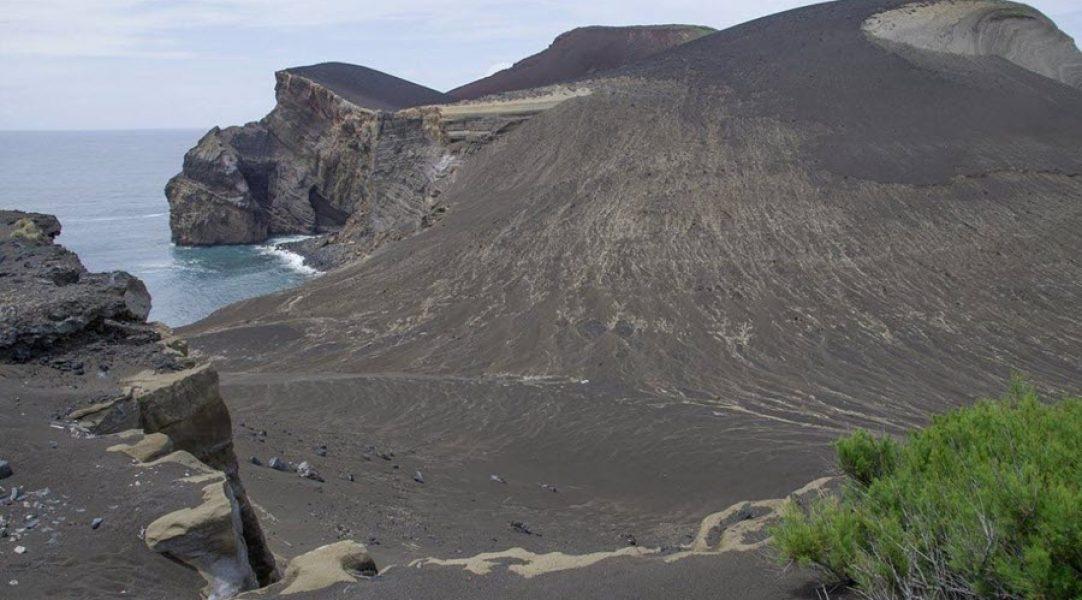 azores isla volcanica
