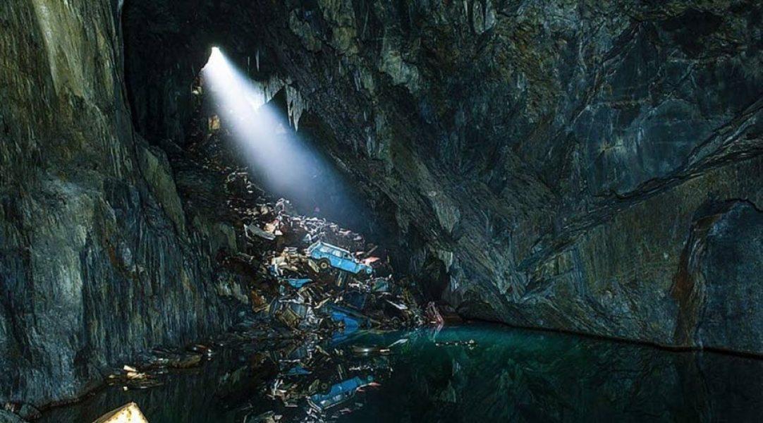 bulgaria – cave
