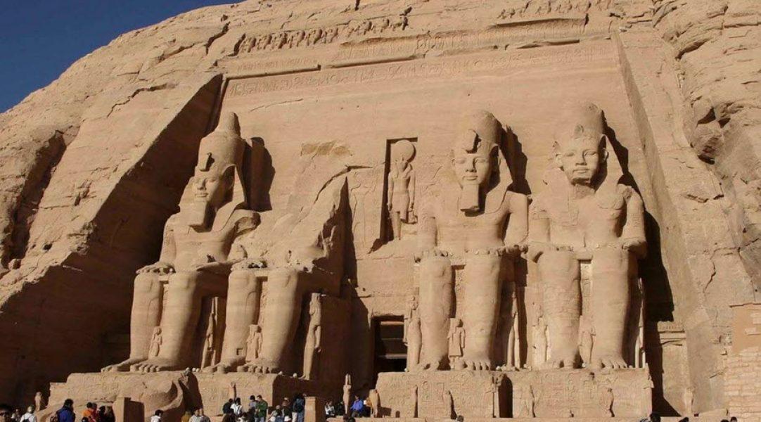 egipto abu simbel