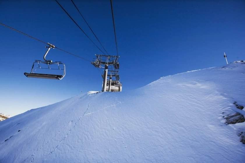 Mejores hoteles para esquiar