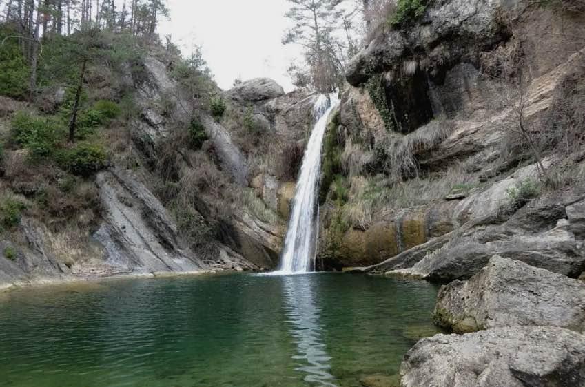 piscinas naturales Berguedà