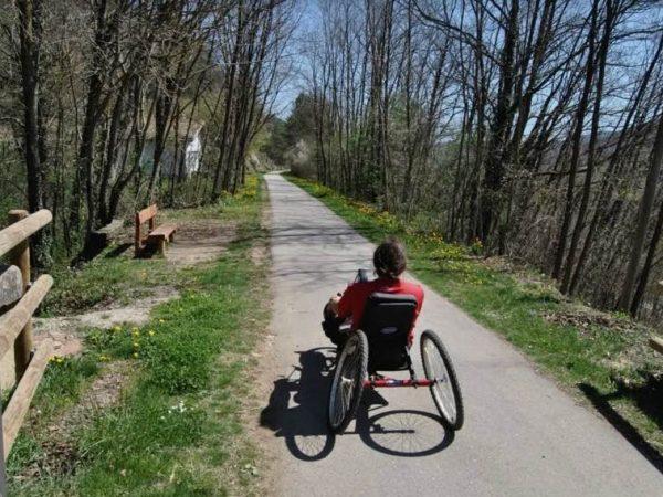 Rutas adaptadas por el Montseny