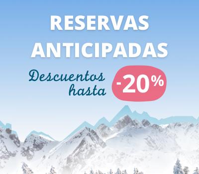 Ofertas esquí anticipadas