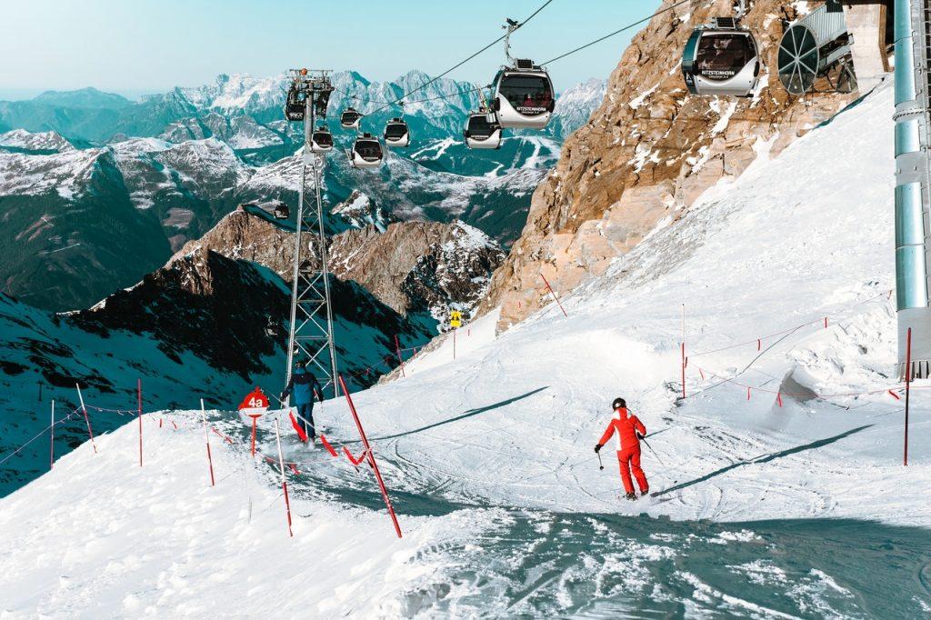 esqui Austria