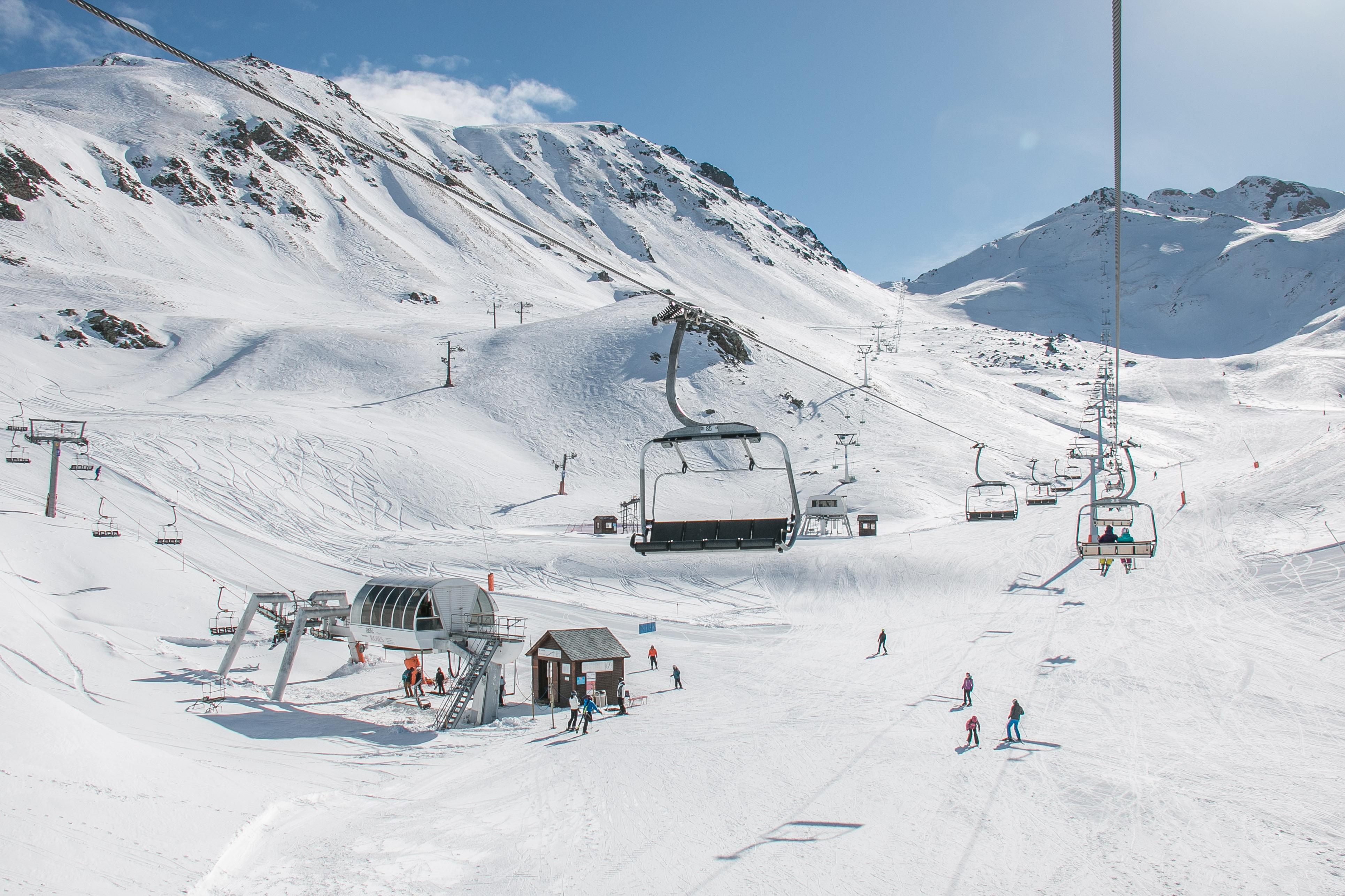 ¿Esquiaremos en Semana Santa?