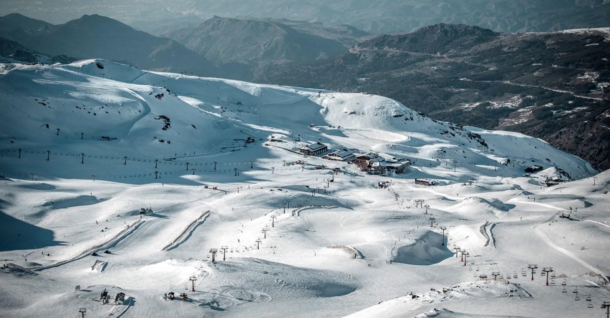 Guia completa para esquiar en Sierra Nevada esta temporada
