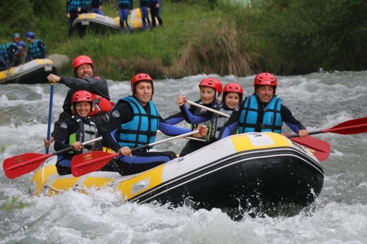 Rafting: ¿Qué es?
