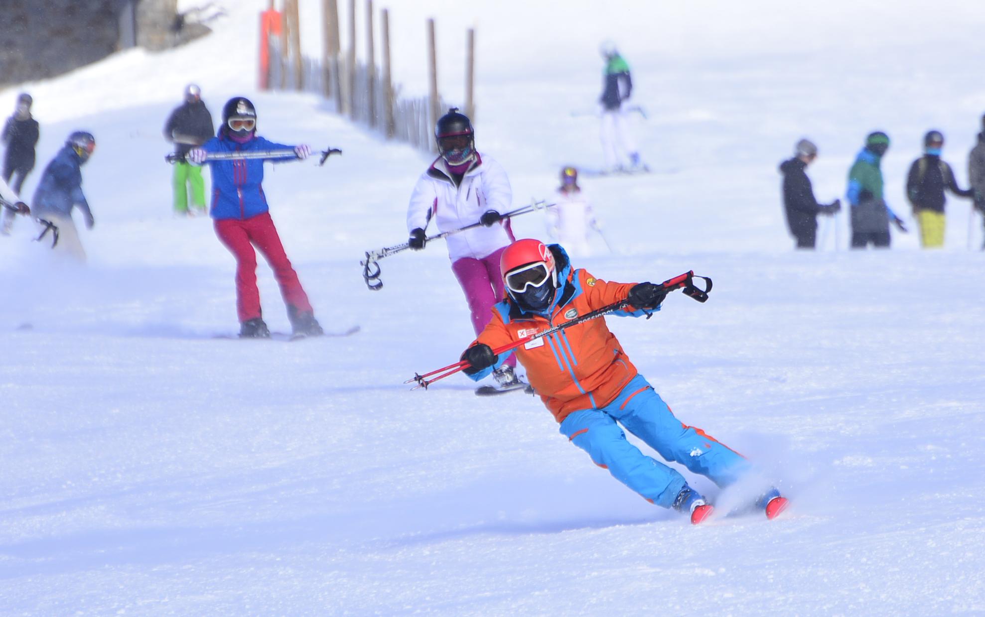 Alquiler de Esquís y Snowboard en Grandvalira