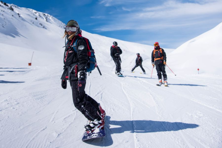 Las mejores escuelas de esquí en Baqueira Beret