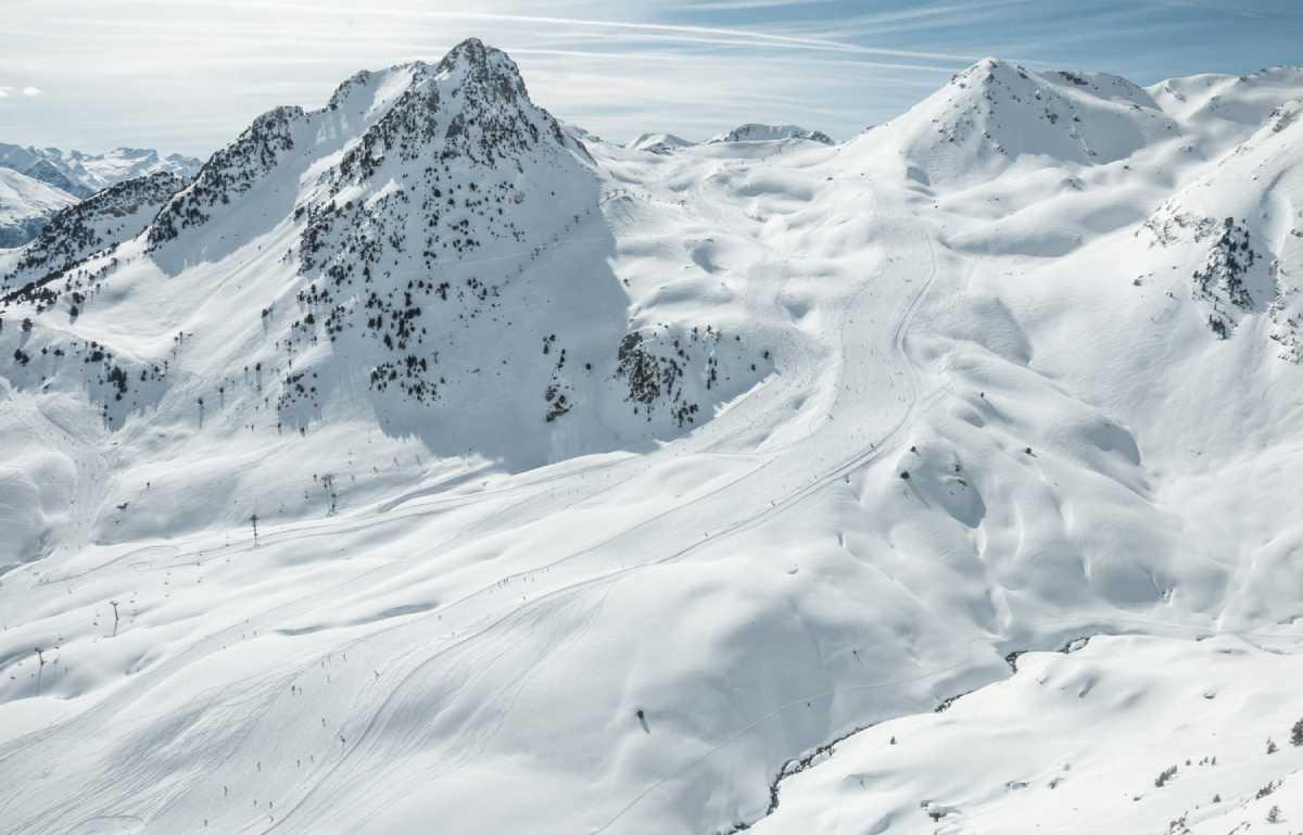 Apertura de la estación de esquí de Formigal