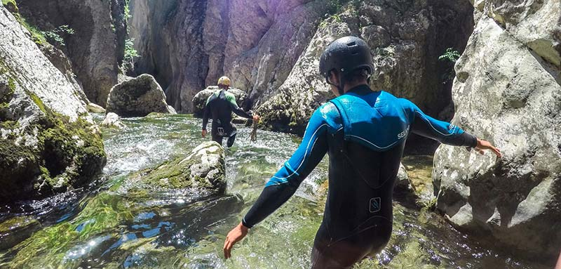 The best Canyoning Offers in Catalan Pyrenees