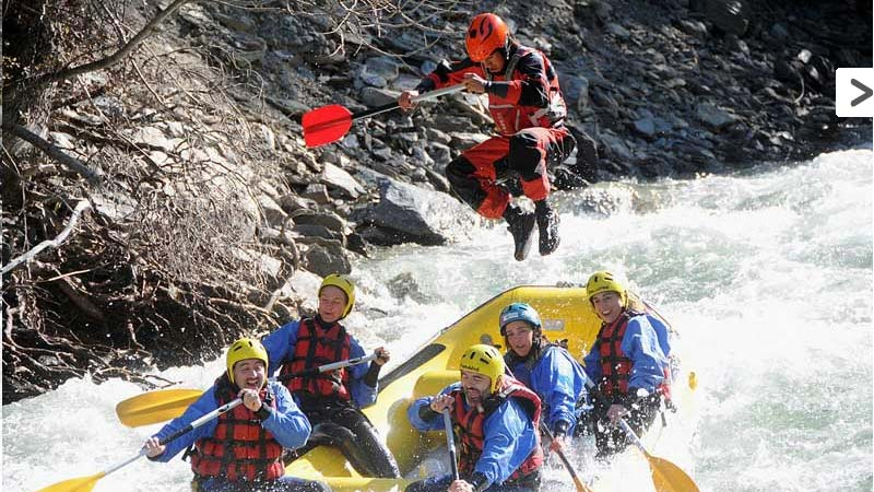 Where to do Rafting in Catalan Pyrenees