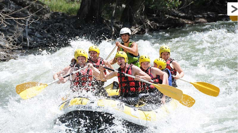The best rafting offers in Catalan Pyrenees