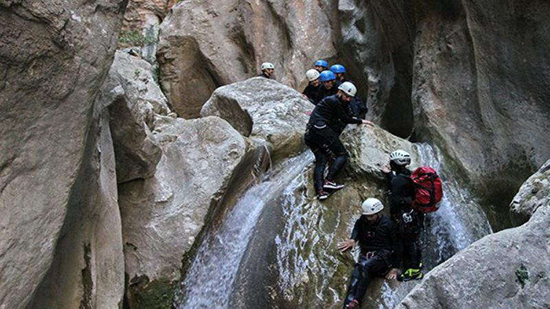 Canyoning at the best price in Catalan Pyrenees