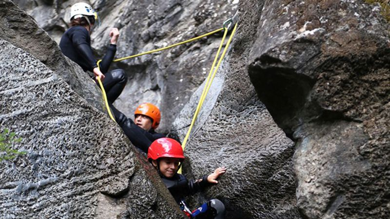 Offers canyoning at the best price in Catalan Pyrenees