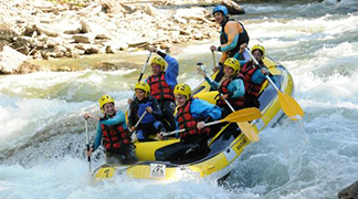 Week-end Rafting à Pallars