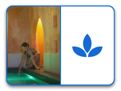 Spa Package of Lanjaron water and health