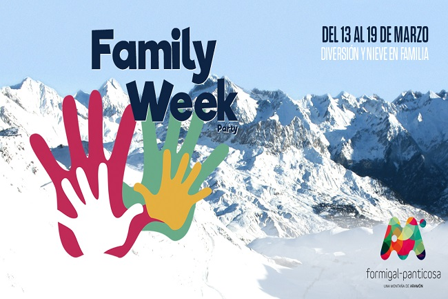 Se acerca la Family Week en Aramon.