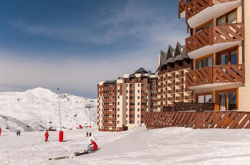 Photos of Residence Temple Du Soleil in Valthorens, Francia (8)