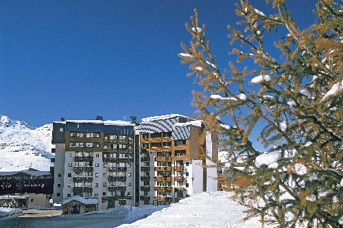 Photos of Residence Silveralp in Valthorens, Francia
