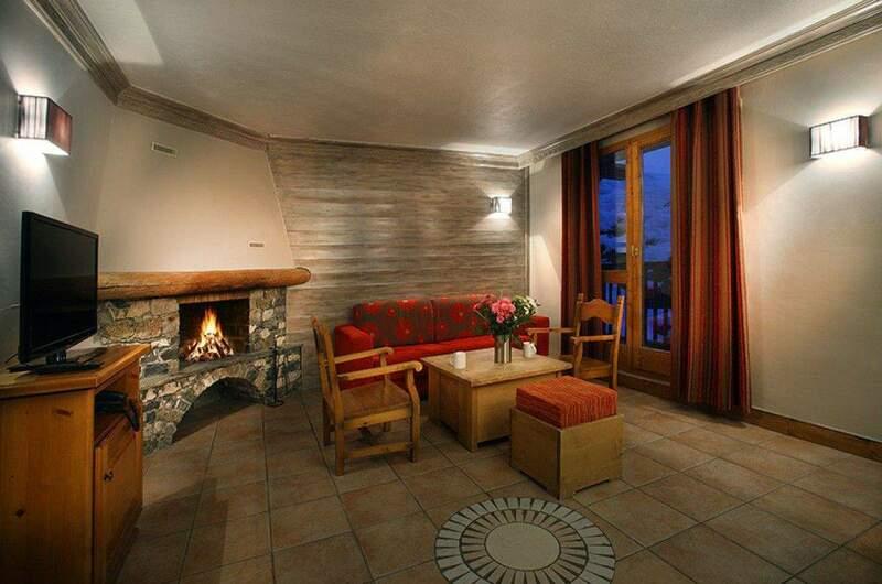 Foto 5 Apartamento Residencia Chalets des Neiges (Hermine), Valthorens