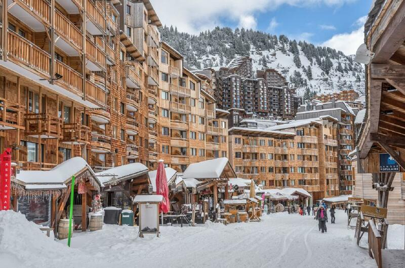 Photos of Residence Les Fontaines Blanches in Avoriaz, Francia (2)