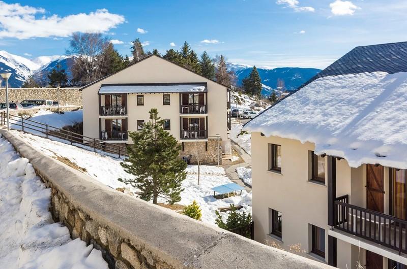 Foto 16 Apartamento Residencia Les Milles Soleils, Font romeu
