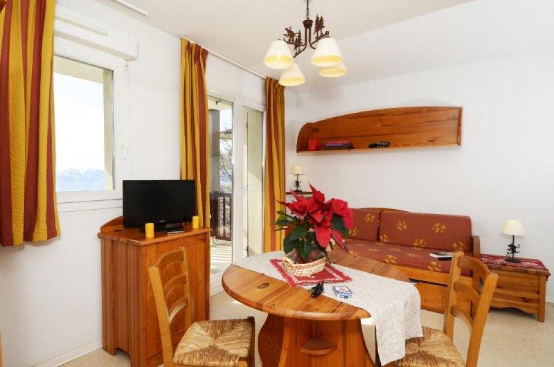 Foto 4 Apartamento Residencia Les Milles Soleils, Font romeu