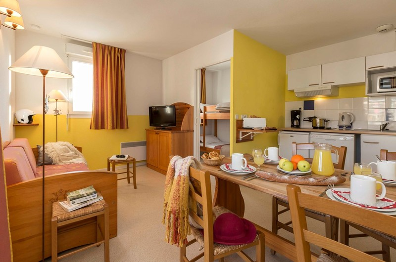 Foto 5 Apartamento Residencia Les Milles Soleils, Font romeu