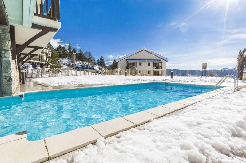 Foto 8 Apartamento Residencia Les Milles Soleils, Font romeu