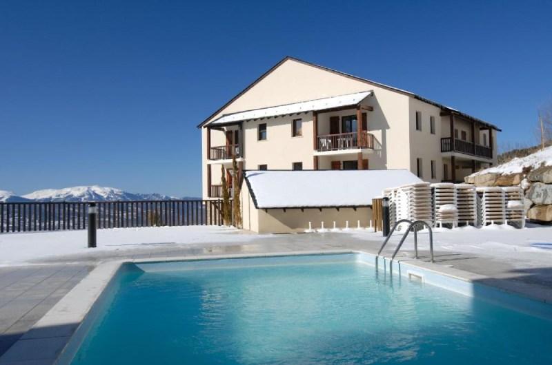 Foto 9 Apartamento Residencia Les Milles Soleils, Font romeu