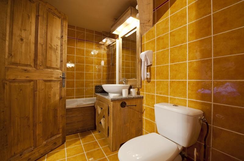 Foto 10 Apartamento Residencia Chalet Val 2400, Valthorens
