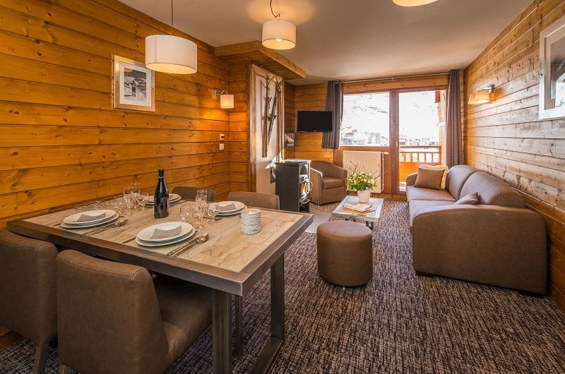 Photos of Residencia Chalet Val 2400 in Valthorens, Francia (2)