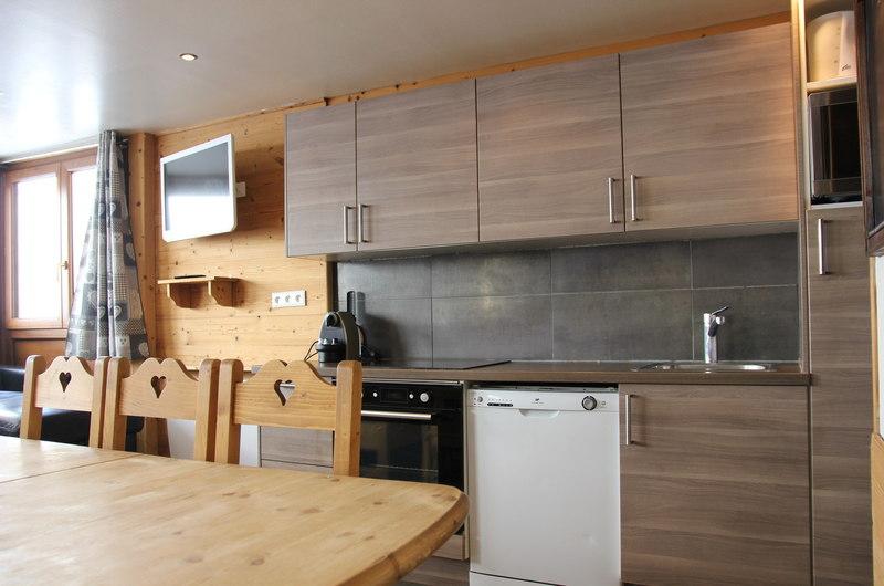 Foto 12 Appartement  Resiència Le Serac, Hauts de la Vanoise, Serac, Neves ..., Val Thorens