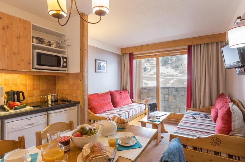 Photos of Residence Les Sentiers Du Tueda in Meribel, Francia (3)