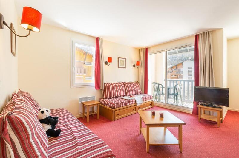 Foto 10 Appartement  Residence Les Rives de l'Aure , Saint lary soulan