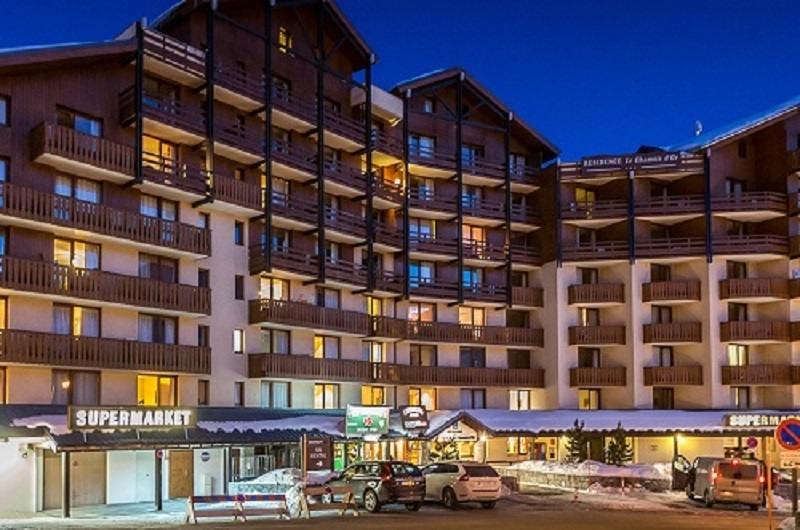 Residencia Chamois D'or   3* Sup.1