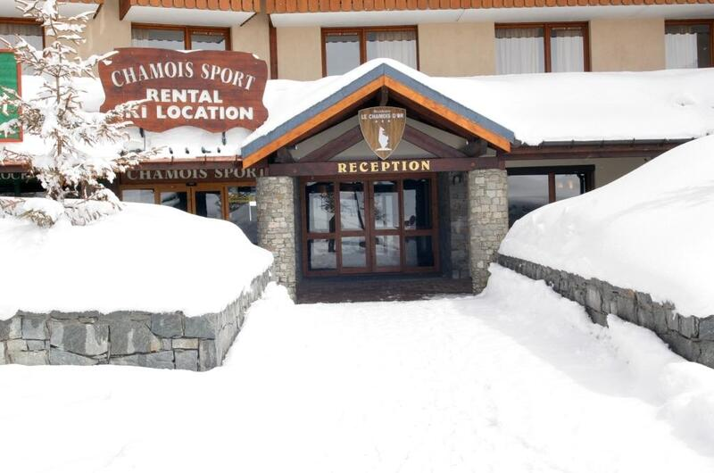 Residencia Chamois D'or   3* Sup.2