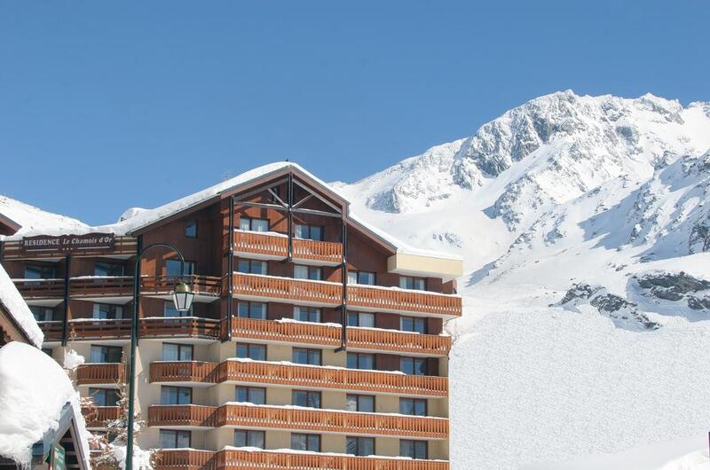 Residencia Chamois D'or   3* Sup.3