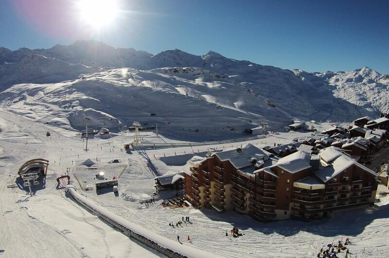 Photos of Residence Chamois D'or in Valthorens, Francia (4)