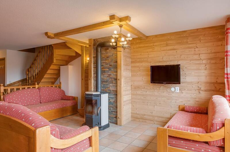 Fotos de Residència Les Balcons Du Valthorens en Valthorens, França (3)