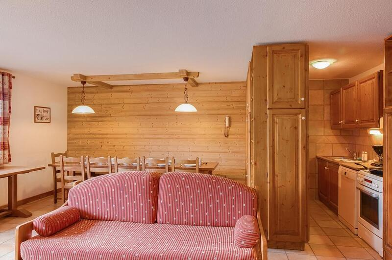 Fotos de Residencia Les Balcons Du Valthorens en Valthorens, Francia (4)