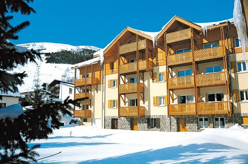 Photos of Residence Le Surf Des Neiges in Les 2 alps, Francia (1)