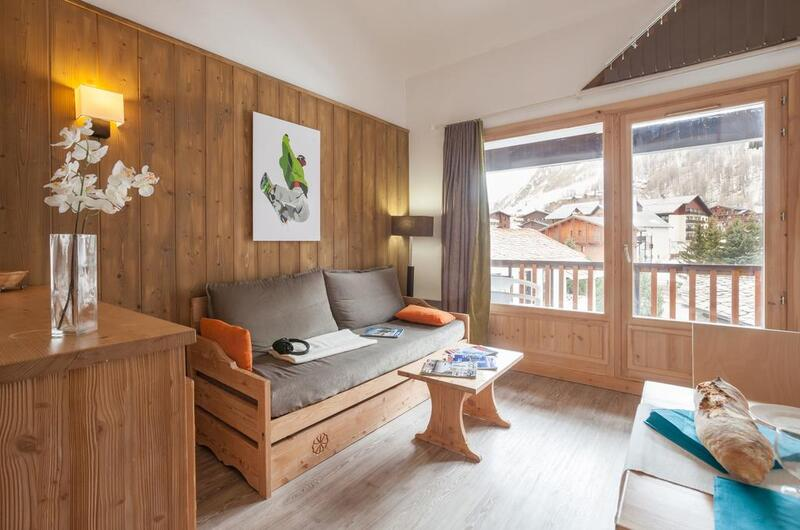 Foto 22 Appartement  Residence Les Chalets de Solaise, Val d'isere